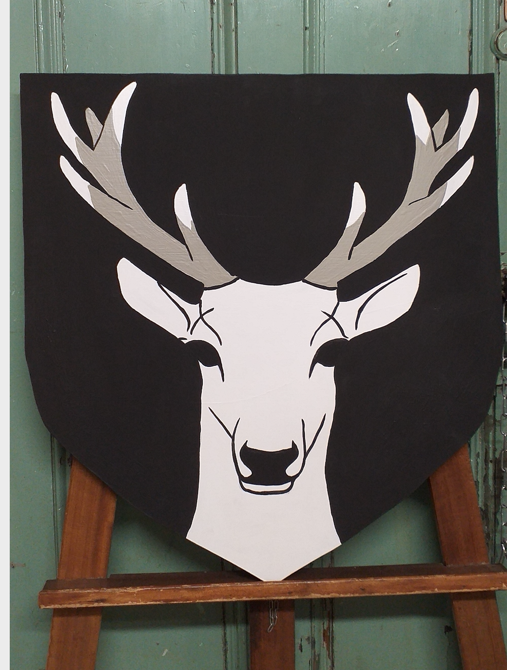 Stag  Shield