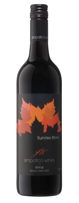 Sunrise Shiraz 2009