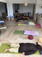 Yoga retreat in Rhodes