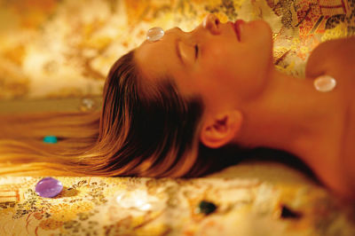 Crystal Therapy & Meditation £35 (60 mins)