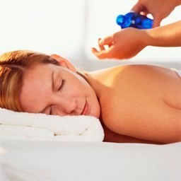 Aromatherapy Massage with Neal's Yards Remedies organic essential oils £30 Back (30mins) £40 Full Body (60mins)
