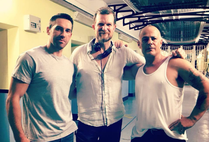 AVENGEMENT: Scott Adkins, Louis Mandylor & Director Jesse V. Johnson are Back as Filming Commences!