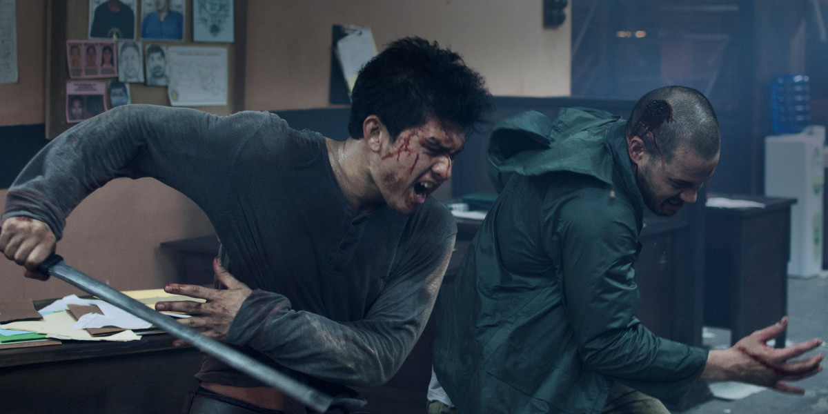 The Trailer for Headshot Starring The Raid's Iko Uwais