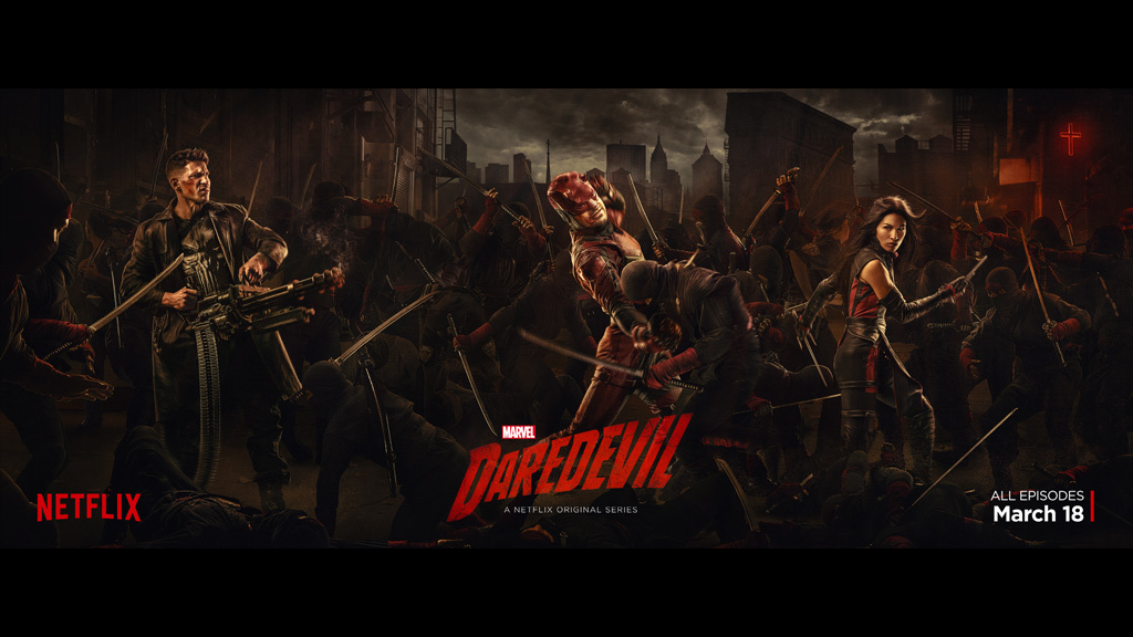 Marvel and Netflix Delay Season 3 of Daredevil