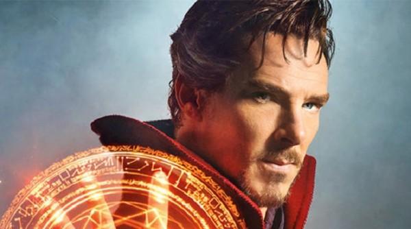 The IMAX Trailer for Marvel's Doctor Strange