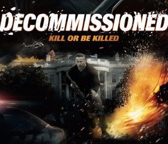 Decommissioned Starring Johnny Messner and Vinnie Jones Hits DVD in December