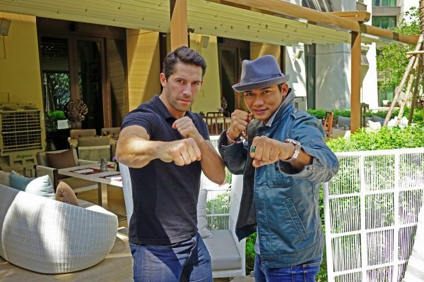 Scott Adkins Wants to Join Makeshift Squad with Tony Jaa and Iko Uwais