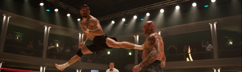 Scott Adkins Gives Us a Sneak Peek at Boyka: Undisputed!