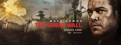 NYCC: The New Trailer for The Great Wall Starring Matt Damon