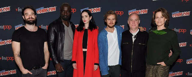 NYCC: Marvel's The Defenders Unite for the First Time On Stage!