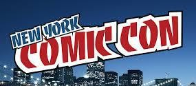 Enjoy the Great Panels from this Weekend's New York Comic Con!