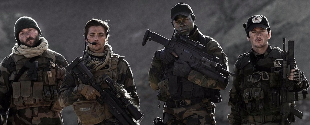 The Action Fix for the Week of Oct. 9th is from Special Forces