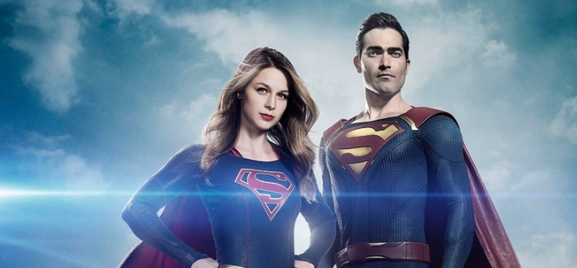 TV Review: Superman Makes  a Triumphant Entrance on Season 2 of Supergirl