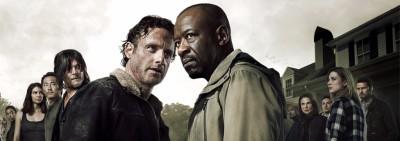 AMC Renews The Walking Dead for an 8th Season!