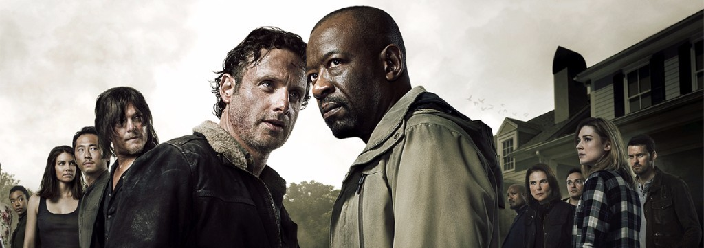 AMC Renews The Walking Dead for an 8th Season!