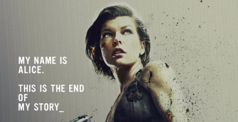 New International Trailer for Resident Evil: The Final Chapter