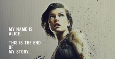 New International Trailer for Resident Evil: The Final Chapter