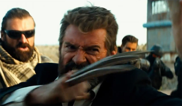 The New Domestic and International Trailers for Logan!