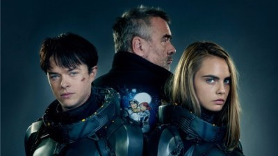 The First Official Trailer for Valerian