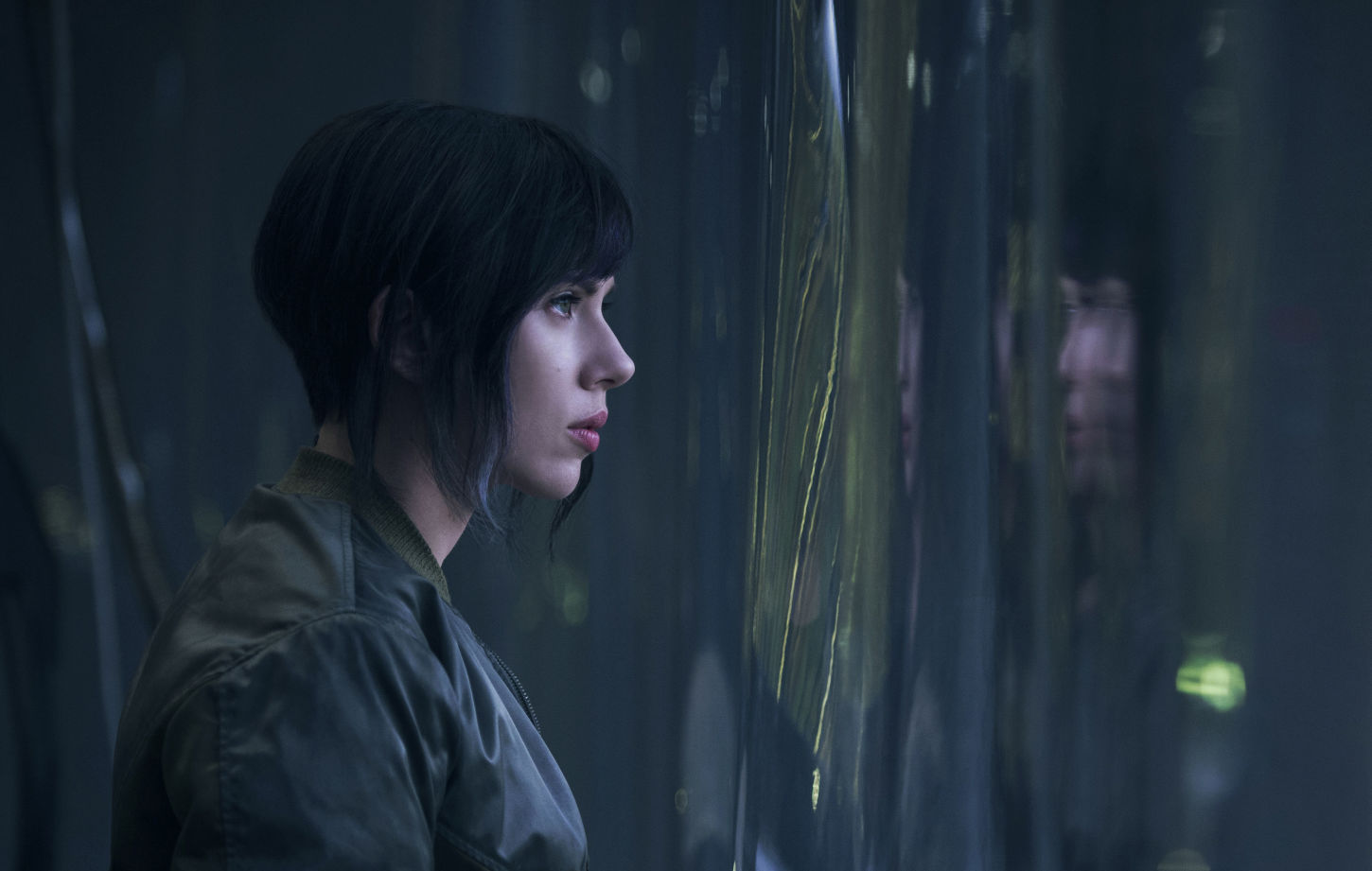 Watch a New Featurette for Ghost in the Shell
