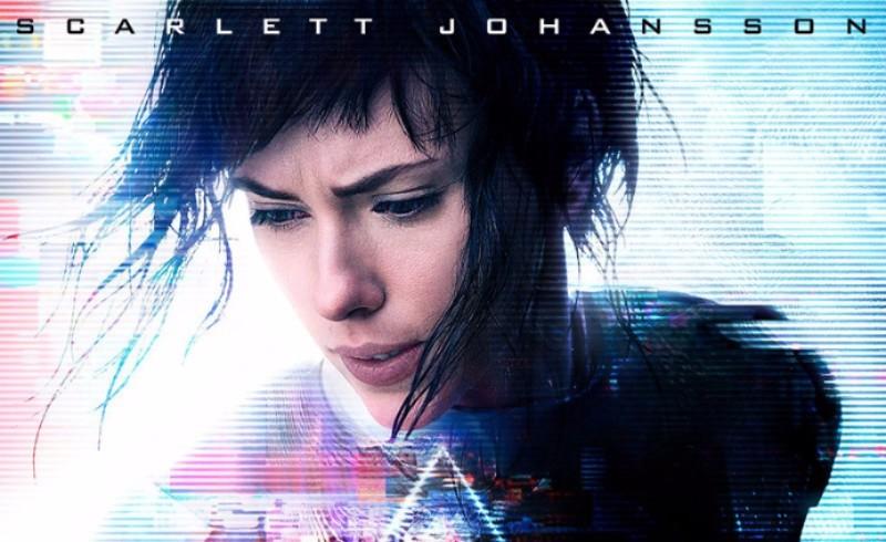 The Trailer for Ghost In The Shell Starring Scarlett Johansson!