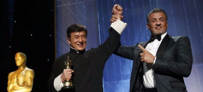 Action Icon Jackie Chan finally Wins an Oscar!
