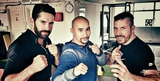 It's Official! Scott Adkins is the Accident Man!