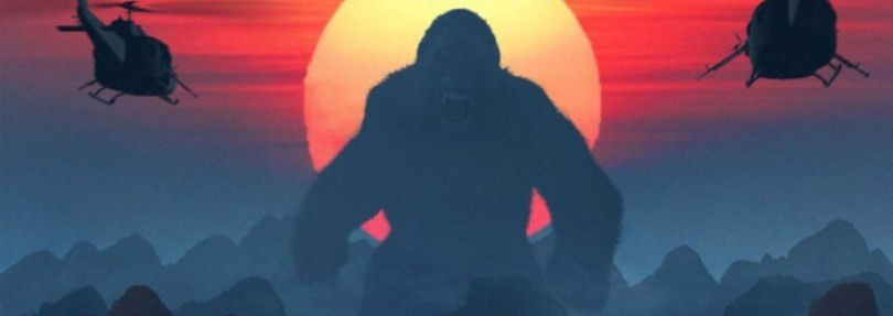 All Hail the King! The New Trailer for Kong: Skull Island Debuts!