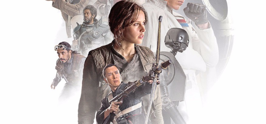 A New Clip from Rogue One: A Star Wars Story Debuts!