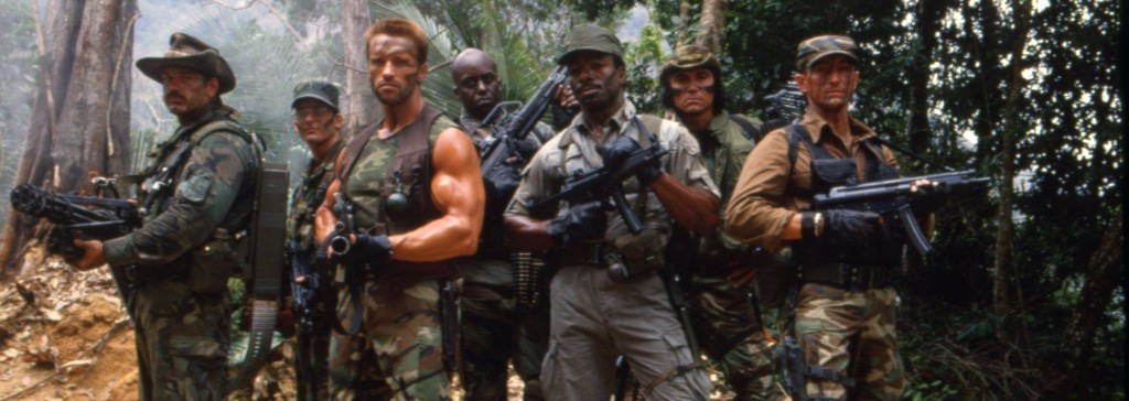 The Action Fix of the Week: The Iconic Firefight from Predator!
