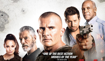 Gridlocked          The Action-Flix Review
