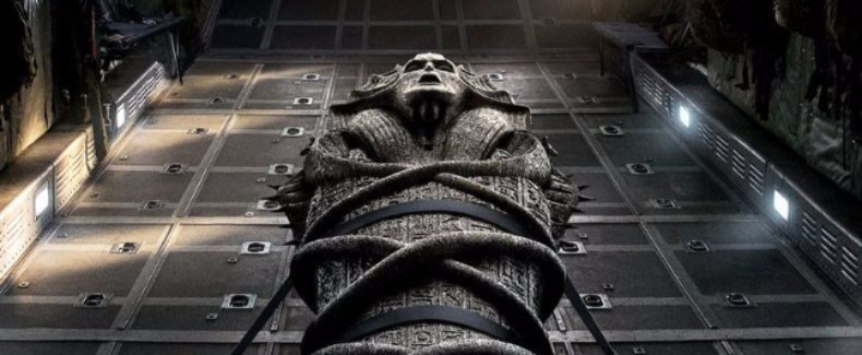 The Full Trailer for The Mummy with Tom Cruise is Unearthed!