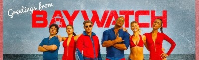 "Dwayne ""The Rock"" Johnson Hits the Beach in the New Baywatch Trailer!"