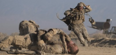 The Trailer for The Wall Starring John Cena and Aaron Taylor-Johnson