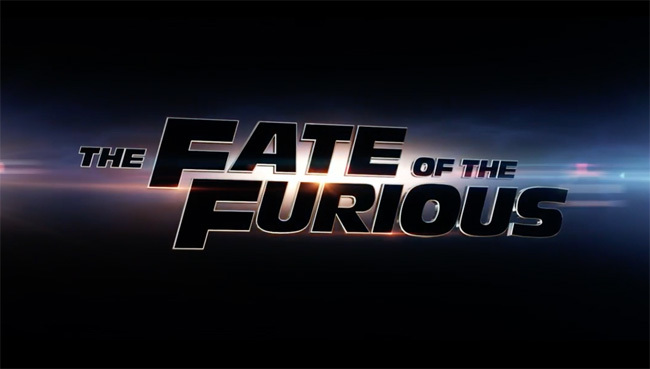 The New Fast and Furious Film Titled The Fate of the Furious!