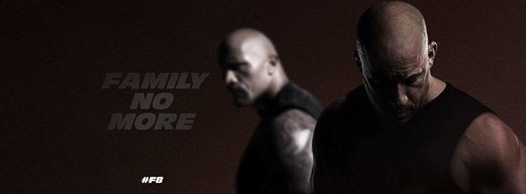 Family No More! The First Trailer for The Fate Of The Furious is Here!