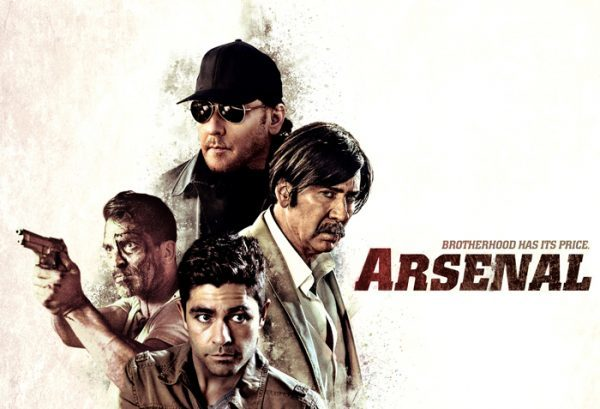 The Trailer for Arsenal Starring Nicolas Cage and John Cusak