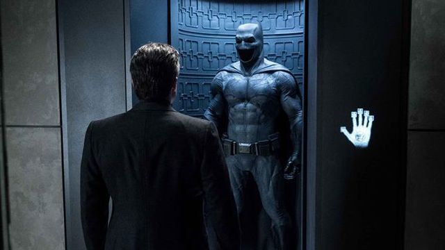 Ben Affleck Offers Updates on The Batman!
