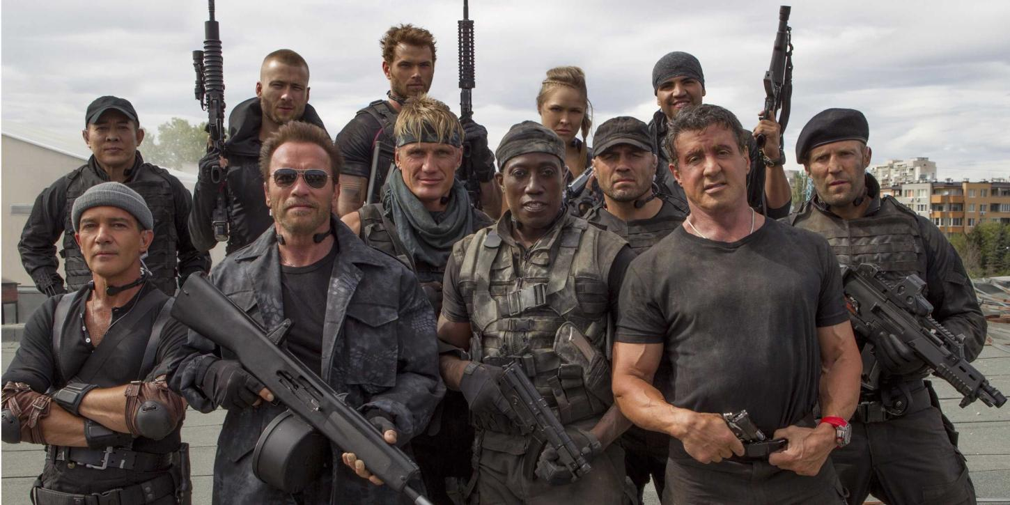 Splendid Films Buys the Rights to Expendables 4