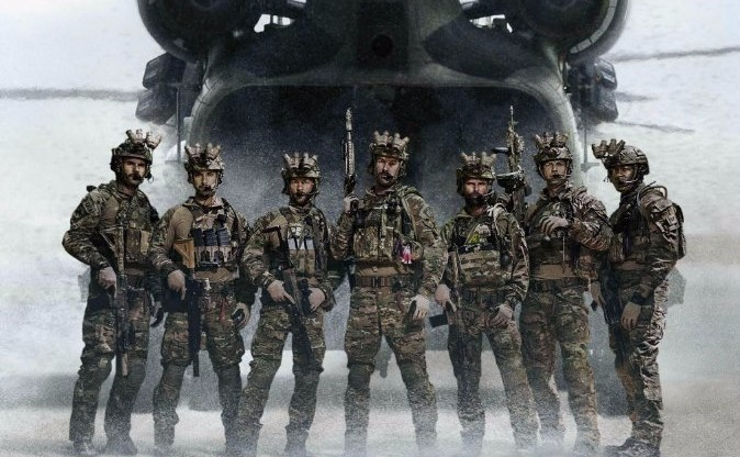 "The History Channel's Navy SEAL Show ""Six"" Premieres in January"