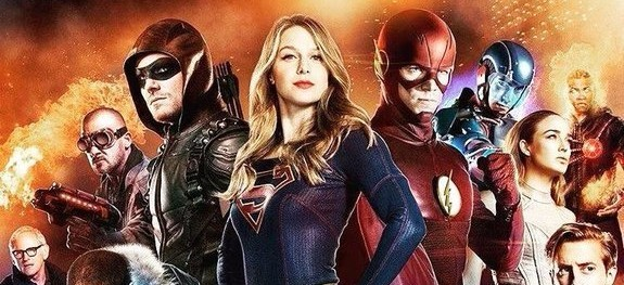Midseason Premiere Trailers for The CW DC Shows!