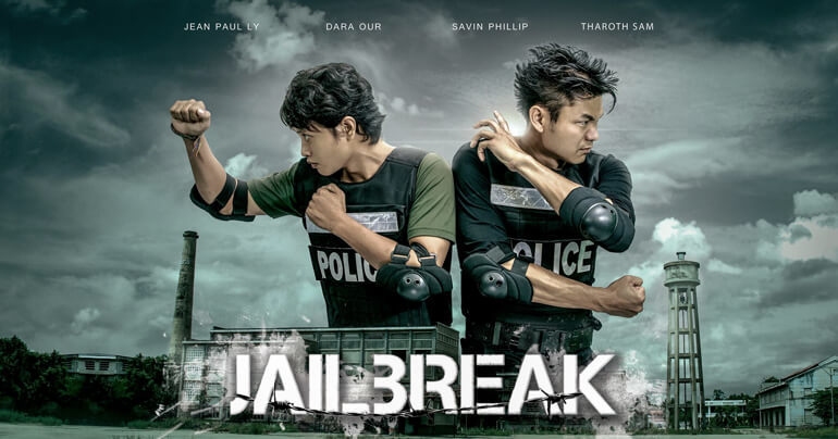 The Trailer for the Cambodian Actioner Jailbreak Delivers the Goods!