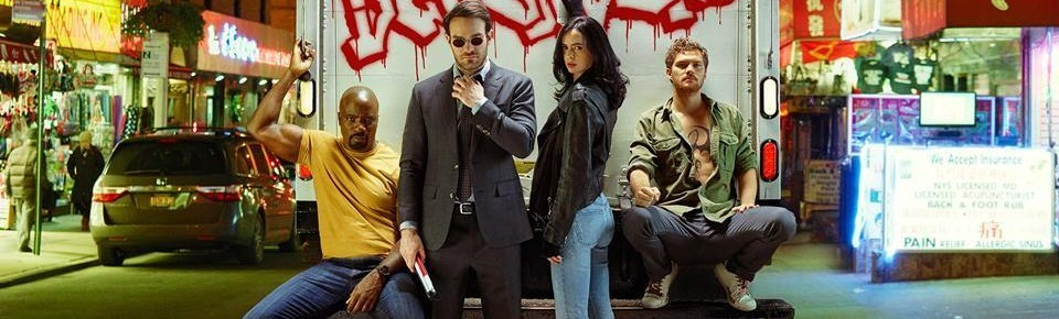 New Images and Info Debuts for The Defenders!