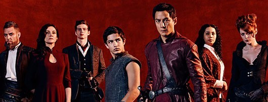 The Trailer for the Second Season of Into The Badlands is Here!