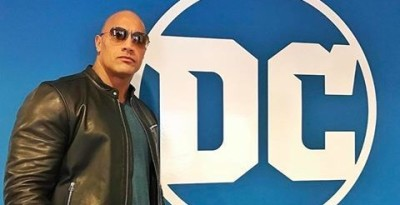 Dwayne Johnson's Black Adam Gets His Own Movie!