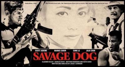 The Trailer for Savage Dog Starring Scott Adkins is Unleashed!