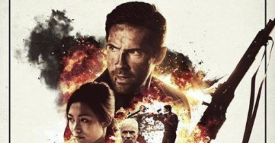 The Official HD Trailer, Poster and Press Release for Savage Dog Starring Scott Adkins!