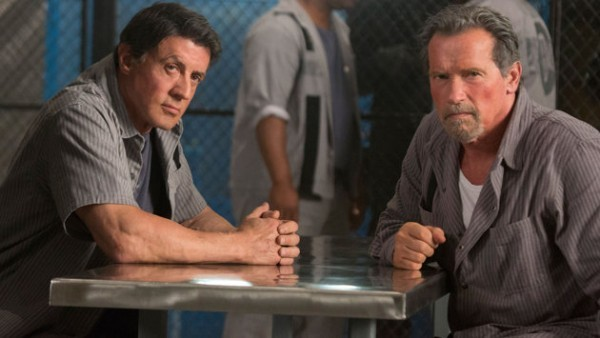 Arnold in Talks to Join Stallone for Escape Plane 2