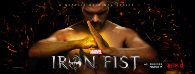 The Official Trailer for Marvel's Iron Fist Debuts!