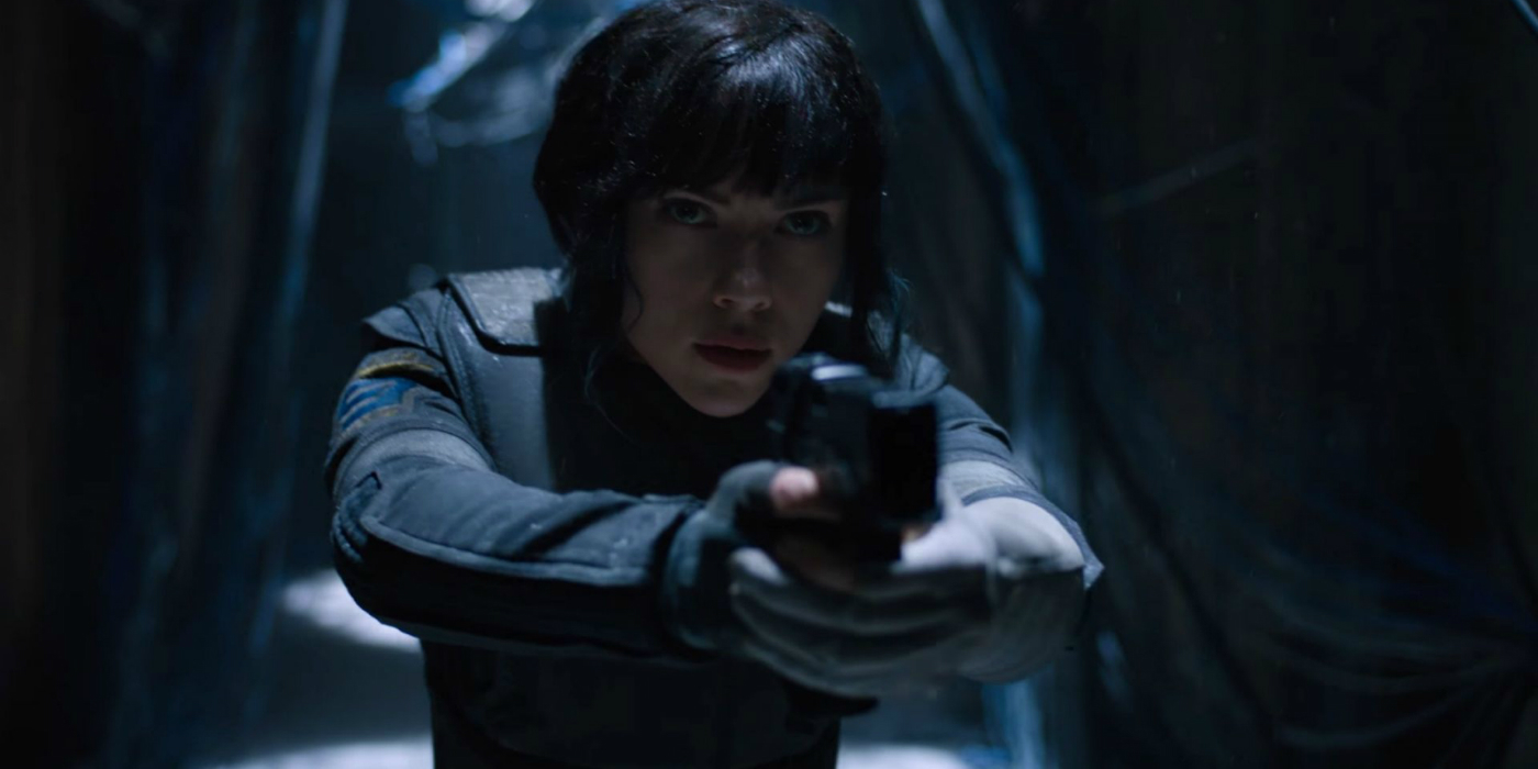The New Trailer for Ghost in the Shell